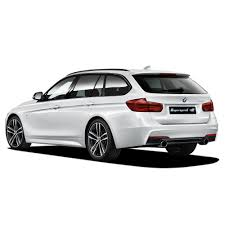 BMW Serie 3 Touring (F31 - integrated railing) (2012--2019)